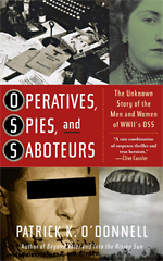 Oberatives, Spies, and Saboteurs