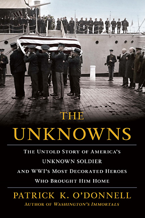 cover of The Unkowns