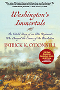 cover of Washington's Immortals